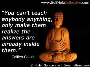 Galileo inspirational quote