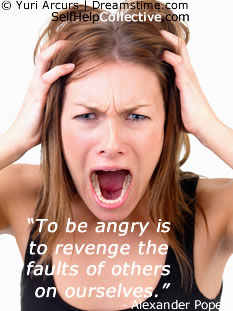 Anger quotes image - click to subscribe to Weekly Wonder newsletter...