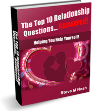 Relationship Questions Ebook Cover