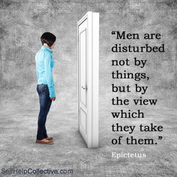 Fear of failure quotation by Epictetus