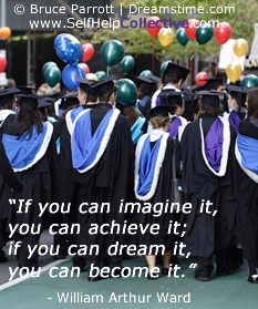 Inspirational graduation quotes - graduation day celebrations