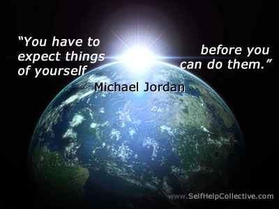 inspirational basketball quotes | image of world and michael jordan quote