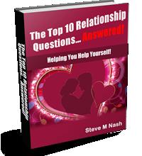 Relationship Questions Ebook Cover