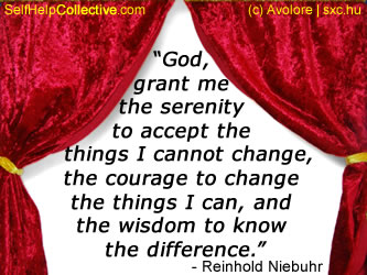 Inspirational quote by Reinhold Niebuhr