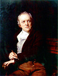 William Blake image @ Wikipedia