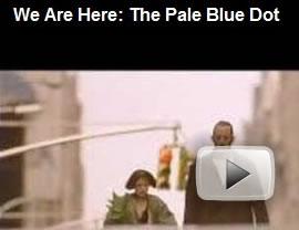 Inspirational videos like Pale Blue Dot - YouTube Video featuring Carl Sagan