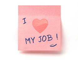 Enjoying your job is important -- isn't it?